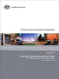 A Guide to the Australian Government - January 2011 3 | Australia ...