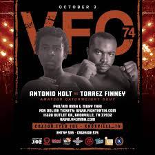 Light Heavyweights debut at VFC 74 Oct 3... - Valor Fighting Challenge    Facebook