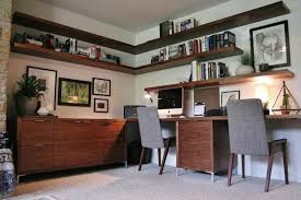 simply organized home office. beautiful simply organized home office decorating bookshelves wall mounted shelving flmb to ideas i