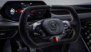 Tesla shows that tesla roadster. Lotus Evija Electric Supercar To Take On Tesla Roadster 2020
