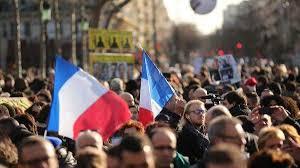 Image result for اعتراض به اوضاع زندانهای فرانسه
