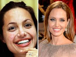 you won t believe what some celebrities look like without makeup