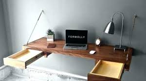 office floating desk small. Architecture Best 25 Floating Desk Ideas On Pinterest Small Office Bureaus For Plans 11 Adjustable Computer