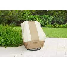 back outdoor patio chair cover