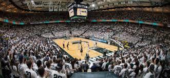 Michigan State Basketball Arena Seating Chart Studious State Farm Arena Capacity State Farm Arena Atlanta