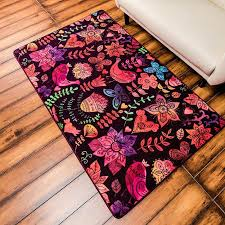 bright colored rugs amazing fl rugs intended for colorful area rugs ordinary rugs