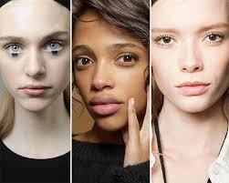 fall winter 2016 2016 makeup trends fresh skin