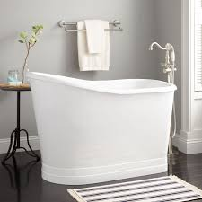 52 winton cast iron skirted slipper tub