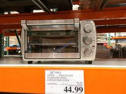 costco 2871951 oster stainless steel countertop oven