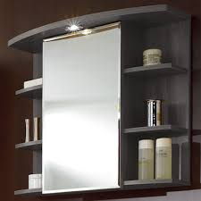 Mirror Bathroom Cabinet Innovational Ideas Lighted Bathroom Mirror Cabinet Home Design