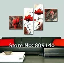 modern canvas art. Modern Canvas Wall Art. Floral Art Sets And C