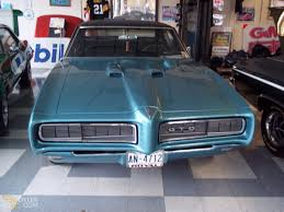 Classic 1968 Pontiac GTO 600 HP Coupe for Sale #1500 - Dyler