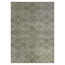 maples rugs gray gold indoor area rug common 5 x 7 actual