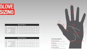 Five Gloves Size Chart Clothing Gloves Specialized Mesta Wool Liner Glove