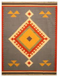 saguaro wool rug 10 x14
