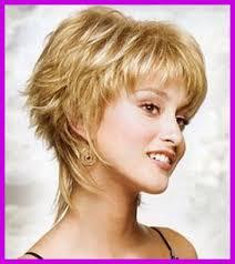 Coiffure Femme Carré Court Plus De 60 Ans En Blond 361681