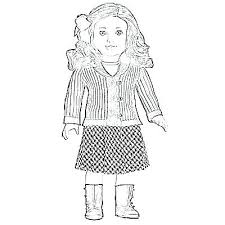 Coloring Page Of Girl In Pageant Dress Face Dpalaw