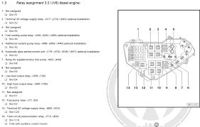 fuse box club touareg forums 2006 vw touareg fuse box diagram at 2004 Touareg Fuse Box