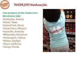 Jobs At Trader Joe S Magdalene Project Org