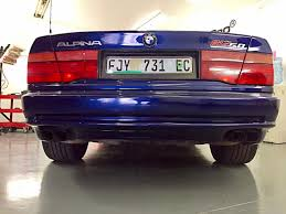 BMW Convertible 1996 bmw 850ci for sale : E31 BMW 850i B12 Alpina 5.0 up for sale in South Africa