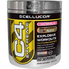 cellucor c4 extreme explosive workouts pre workout w no3 watermelon 342 g discontinued item