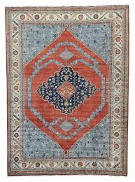 antiqued bakshaish vegetable dyes hand knotted oriental rug