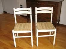 Sedie Schienale Alto Bianche : Cuscini sedie arredamento mobili e accessori per la casa