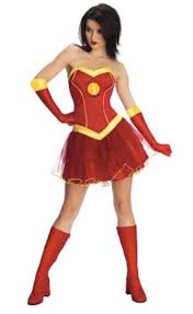 5 iron man costumes for women that will make you the best dressed this