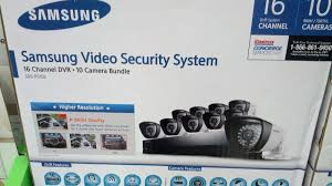 surveillance camera costco. Wonderful Costco You Can Monitor The Inside Or Outside Of Your Home With Samsung  SDSP5102 Intended Surveillance Camera Costco R