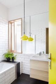 Best  Yellow Bathrooms Ideas On Pinterest - Yellow and white bathroom