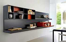 floating mid century modern wall shelves bookshelf design the appeal bookcases hanging from diy murphy tall