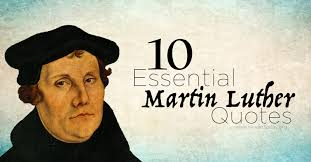 Martin Luther Quotes Mesmerizing Haven Ministries