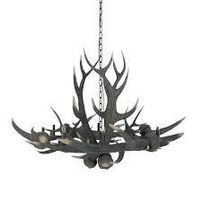 moose antler chandelier home and furniture beautiful moose antler chandelier in unique chandeliers northwest moose antler moose antler chandelier