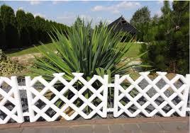 plastic garden fencing install fence ideas advantages of image of plastic garden fencing popular