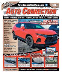04-04-19 Auto Connection Magazine by Auto Locator and Auto ...