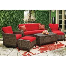 Amazing Best 50 Red Patio Furniture Sets Foter In Outdoor Ordinary
