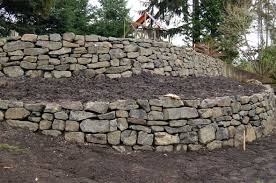 Rock Walls in Hillsboro, Oregon : Classic Garden Creations, Inc.
