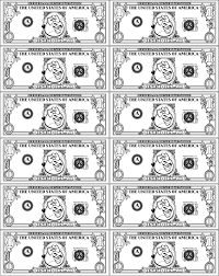 Unique Play Money Coloring Pages Iqa Certcom