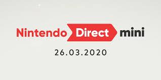 Nintendo Direct Mini: Diese Inhalte erscheinen 2020 für Nintendo Switch!    News