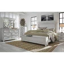 kanwyn 5 piece bedroom set b777 qsbed