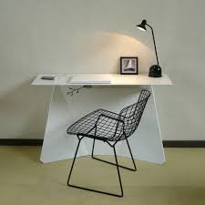 Furniture: Desk Hidden Wiring - Beautiful Designs