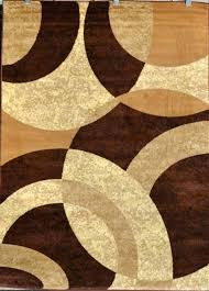 black and tan area rug brown rugs beige modern geometric contemporary
