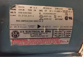 wiring motors (high or low voltage?) electrician talk 230 3 Phase Motor Wiring wiring motors (high or low voltage?) image 2392976117 jpg 230 volt 3 phase motor wiring