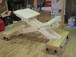 Kneeling Chair Design Plans Uncategorized Clever Chair