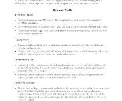 Skills To List On A Resume Best Skills For Resumes Problem Solving Skills Resume Example Problem