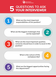 Good Questions To Ask The Interviewer 5 Questions To Ask Your Interviewer Tumblr