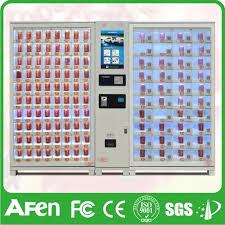 Customized Vending Machines Beauteous Custom Made Vending MachineHUNAN AIFENG INTELLIGENT EQUIPMENT COLTD