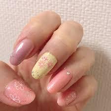 春セルフネイル Atsuko0630のネイルデザインno4113818ネイルブック