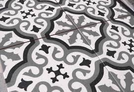 encaustic moroccan floor tile