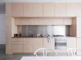 kitchen ideas polished concrete floors together with white walls simple furniture hardware
